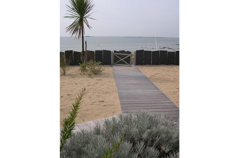 D co palis d ardoise bord de mer jardin 21 78 62 for Decoration jardin bord de mer