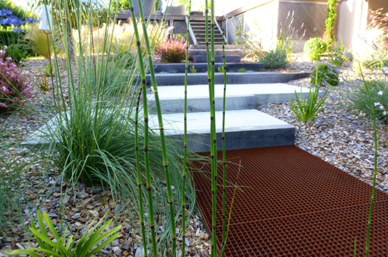Jardin contemporain - Technatura