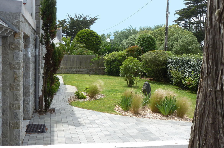Jardin bord de mer technatura for Decoration jardin bord de mer