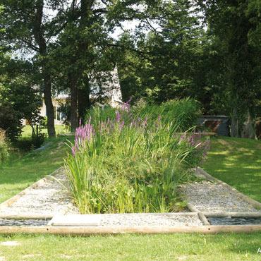 aménagement de jardin herbignac