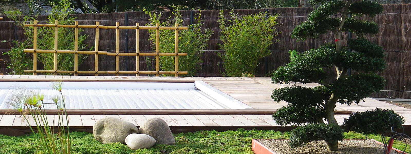 Création et entretien de jardins et d'espaces verts